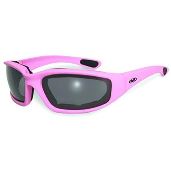 Global Vision Women's Fight Back Bright Pink Sunglasses
