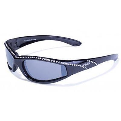 Global Vision Marilyn 11 Black FM Sunglasses
