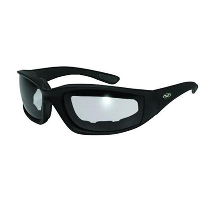 Global Vision Kickback Glasses with Clear Lens