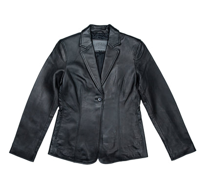 Lucky Leather L802 Black Women's Leather Jacket