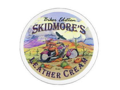 Skidmore's Biker Edition Leather Cream
