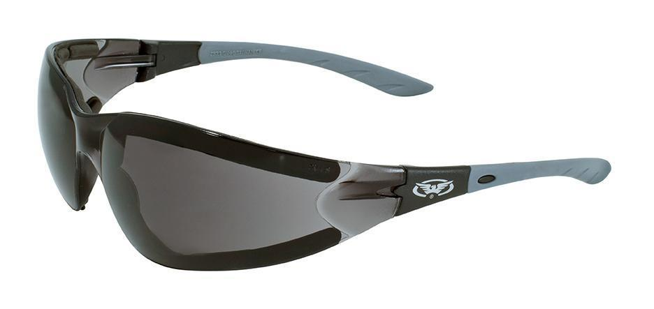 Global Vision Ruthless Safety Glasses with Smoke Anti-Fog Lens