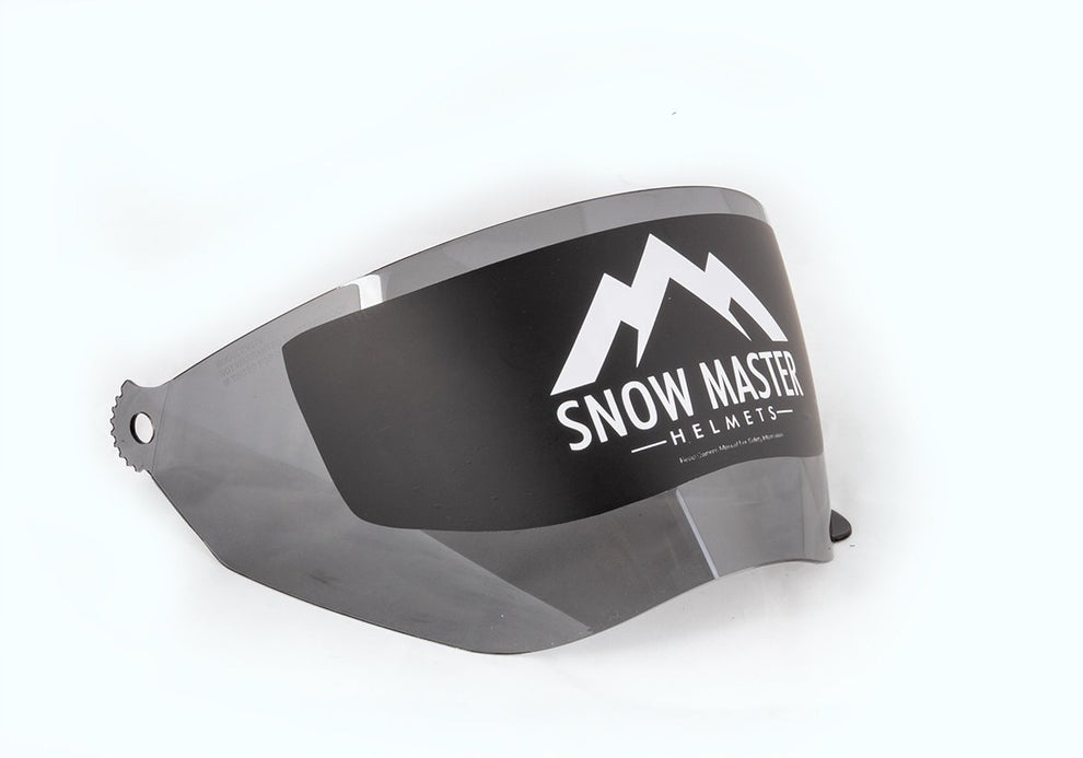 Snow Master TX-45 Tinted Replacement Shield for Dual Sports TX-45 Series