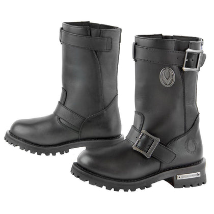 Vulcan V-120 Women's Inferno Motorcycle Engineer Boots