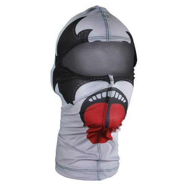 Zan Headgear Nylon The Rocker Balaclava