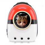 Poke Capsule Shaped Pet Carrier Breathable Travel bag