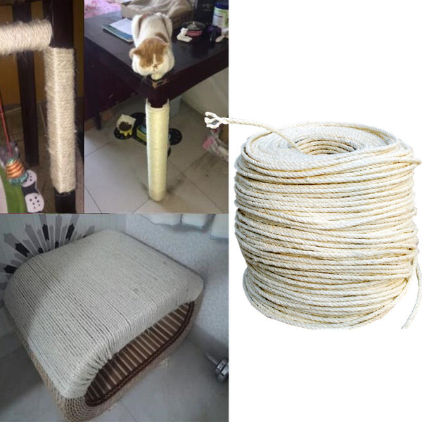 DIY Binding Sisal Rope Material for Chairs and Stools