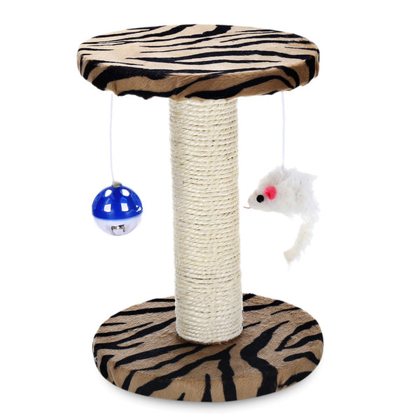 Platform Kitten Tree with Scratching Post