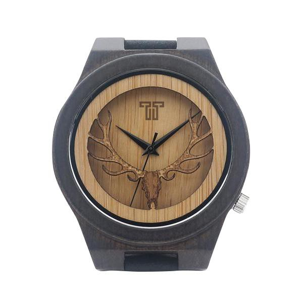 Teakley's Deer Hunter's Timepiece