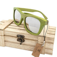 stylish and fashionable bamboo sunglasses by Teakley