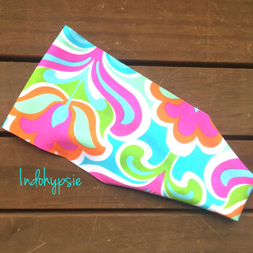 Lilly Colors Headband