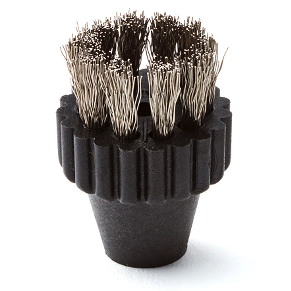 Detail Brush 6-pack -- STAINLESS STEEL Detail Brushes - buy two, get 2nd pack free, use promo code BOGO at checkout