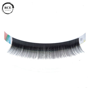 Ellipse  Flat Lightweight Lashes with SPLIT TIPS