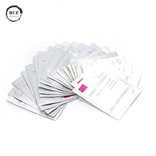 Lint Free Eye Gel Patches For eyelash extensions 50 pairs/ PK 100pcs