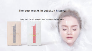 LULULUN ONE WHITE (5 SHEETS)