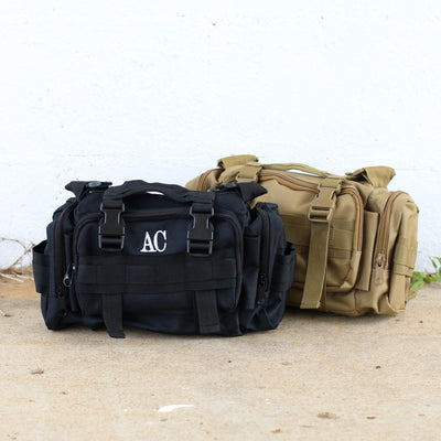 Personalized Tactical Convertipack Fanny Pack - Groomsmen Gift