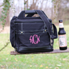 Women's Insulated Cooler Bag W/ Removable Beer Dividers – Personalized Bridesmaid Gift