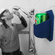 Silicone Shower Beer Holder by Tooletries