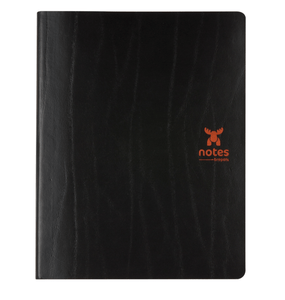 Moose - 100% Recycled Leather Notebook