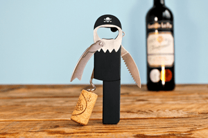 Legless Corkscrew Waiters Friend Bottle Opener