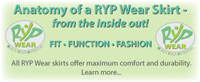 Learn more about why RYP Wear Skirts are THE BEST!