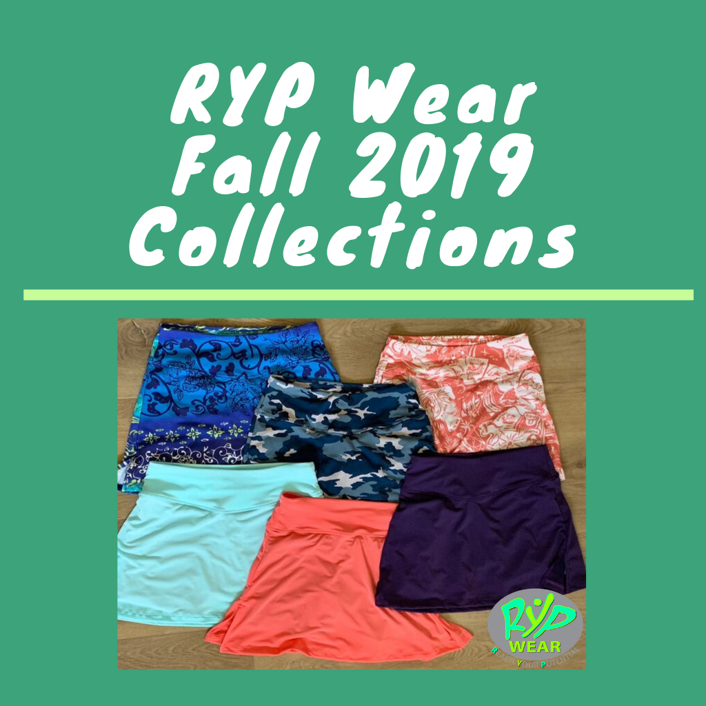 RYP Wear Fall 2019 Running Skirt Collection