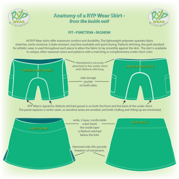 RYP Wear Skirt Schematic