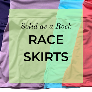 Solid as a Rock Collection Race Skirts