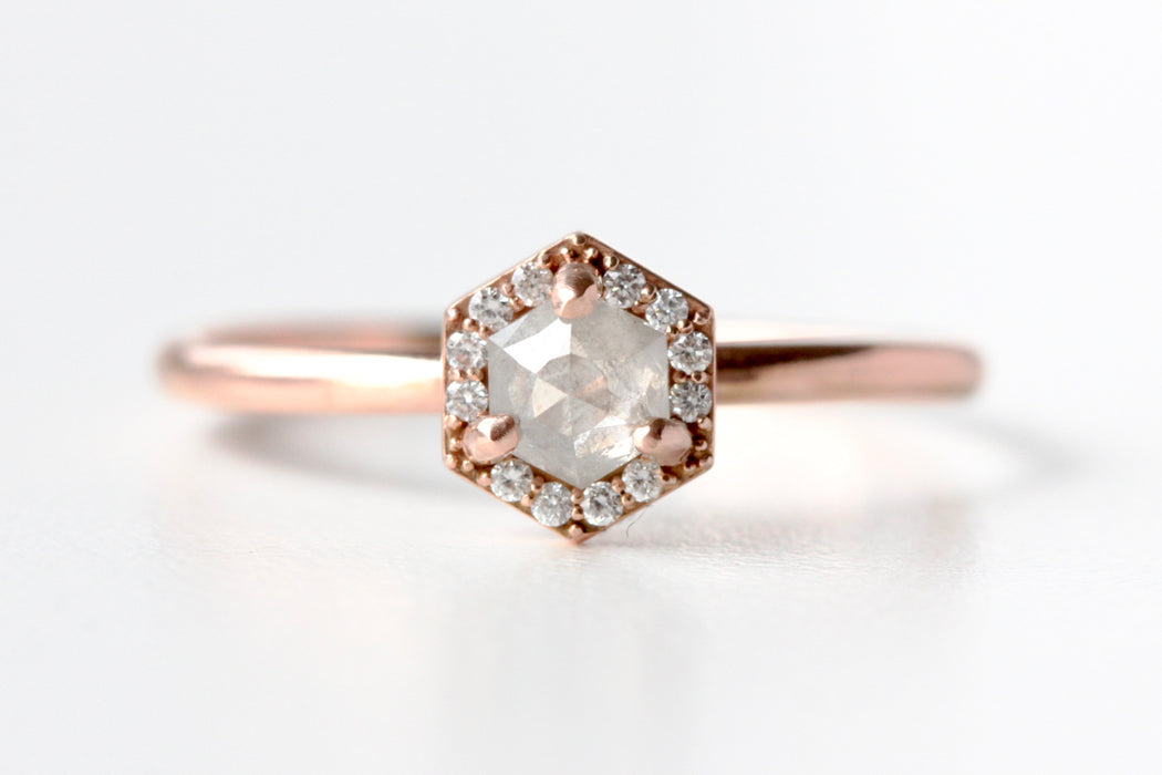 image diamond canadian rose and of fire gold product engagement rings white ring glacier