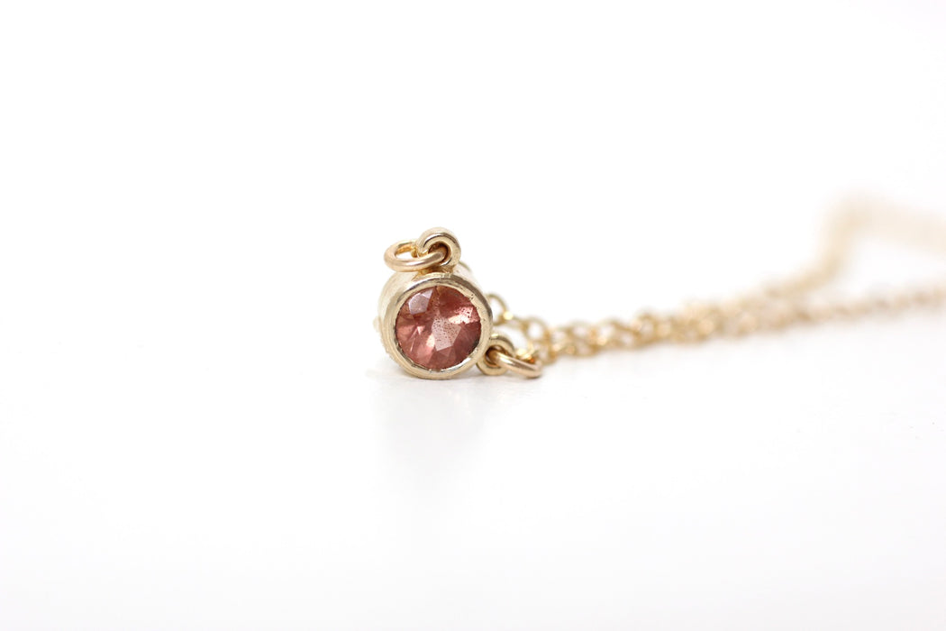 Oregon Sunstone Necklace