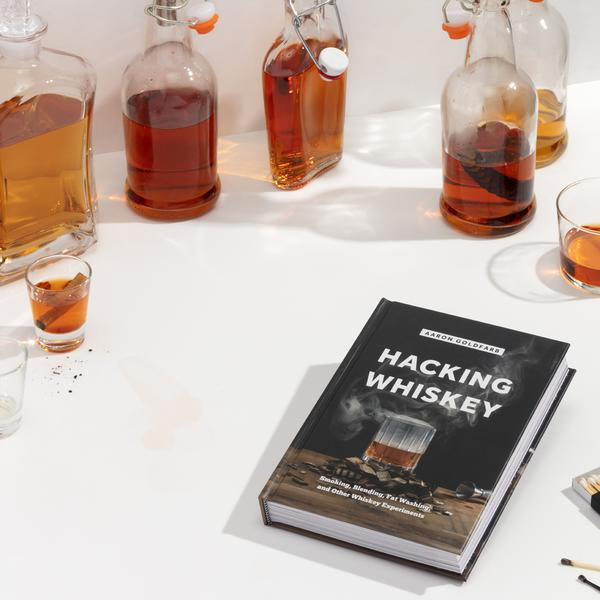 Hacking Whiskey Book, Books and Magazines, W & P Design - Felding Co