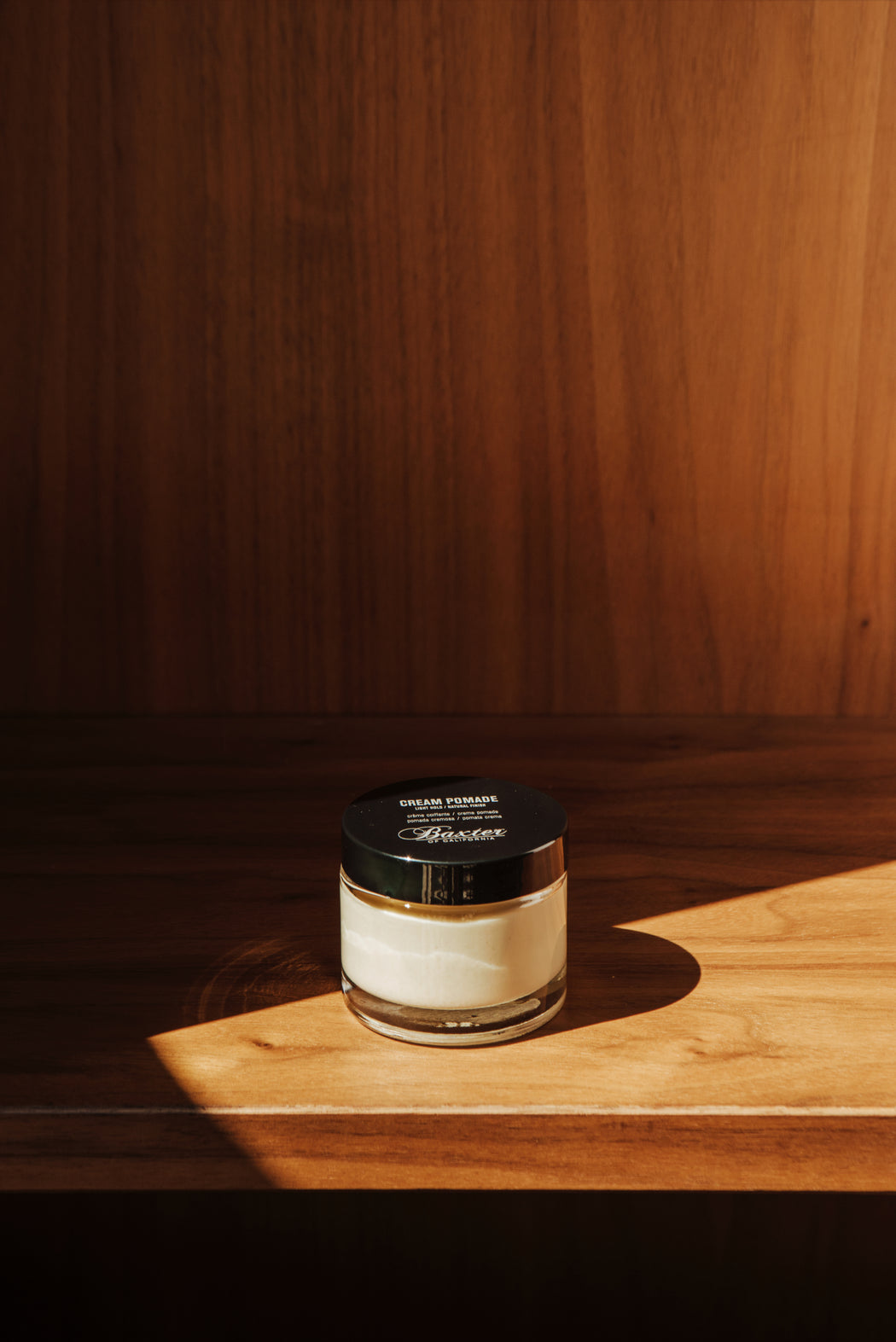Baxter of California Cream Pomade Light Hold/Natural Finish