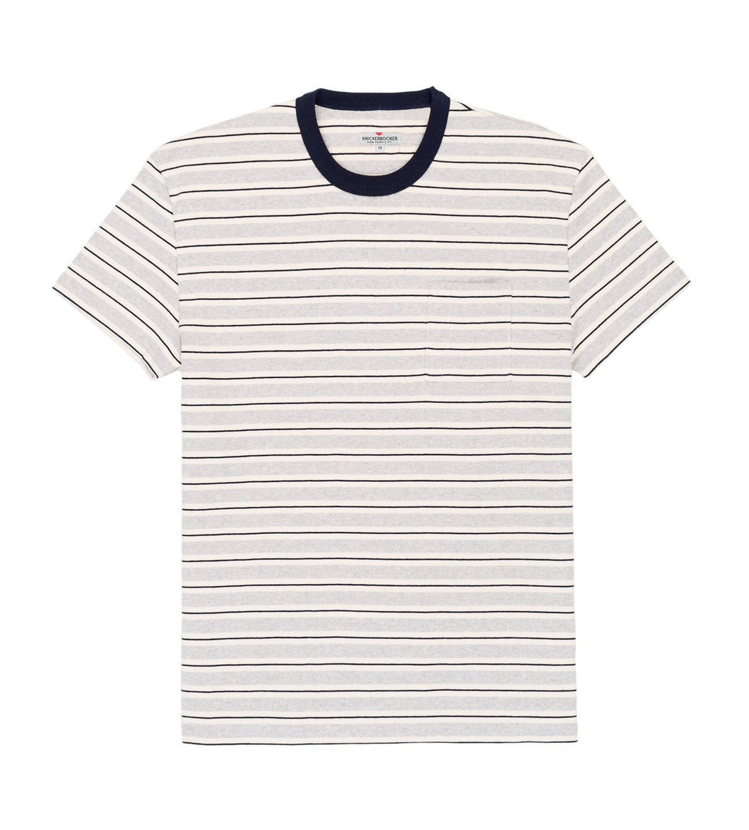 Short Sleeve Yard Tee, Basics, Knickerbocker - Felding Co