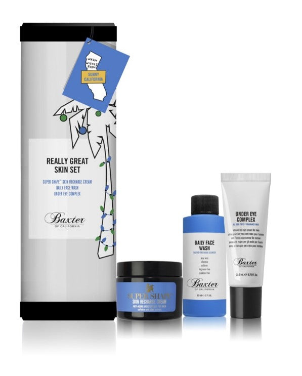 Really Great Skin Set, Grooming, Baxter of California - Felding Co