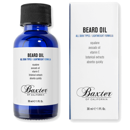 Beard Grooming Oil, Baxter of California, - Felding Co