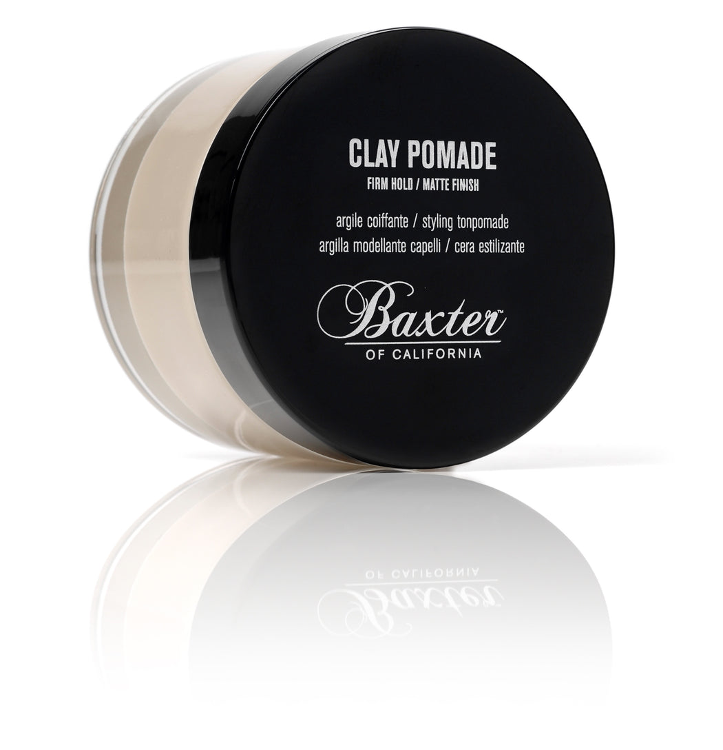Baxter of California Clay Pomade Firm Hold/Matte Finish