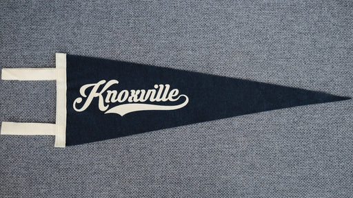 Knoxville Pennant, F.Co Originals, Oxford Pennant - Felding Co