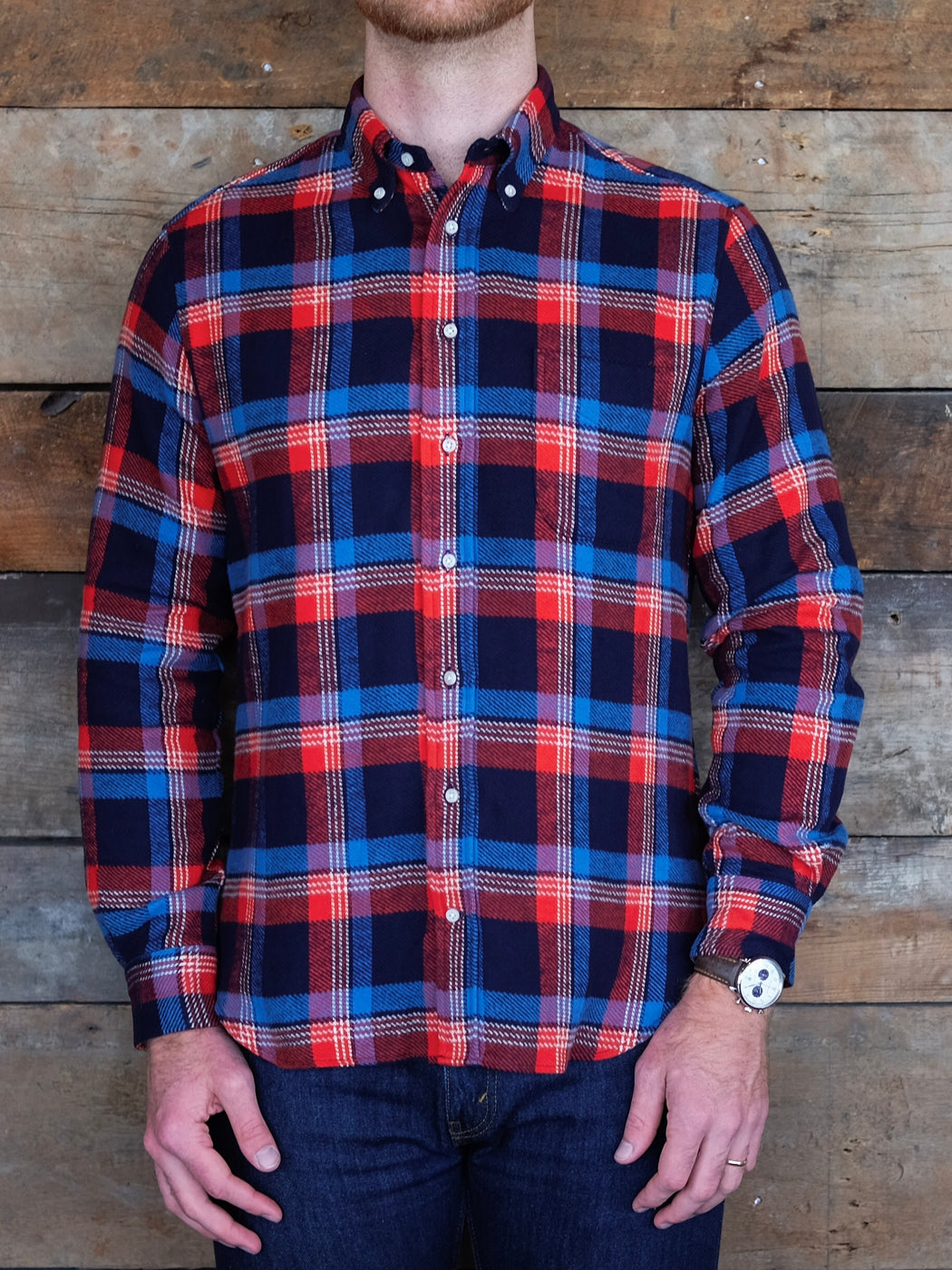 Wyoming Triple Yarn Flannel