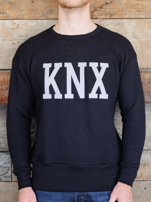 KNX Knoxville Sweatshirt, F.Co Originals, Ebbets Field Flannels - Felding Co