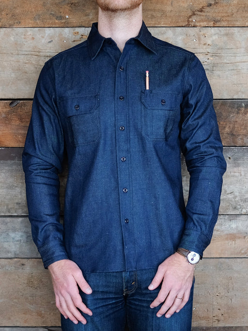 Clampdown Shirt, Shirting, Tellason - Felding Co