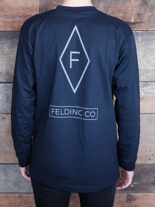 Felding Co Long Sleeve Tee, Basics, Felding Co - Felding Co