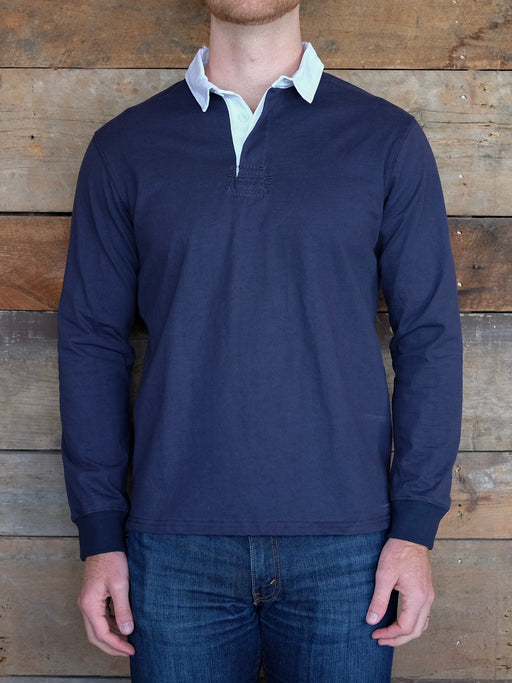 Keaton Rugby Shirt, Shirting, Magill - Felding Co