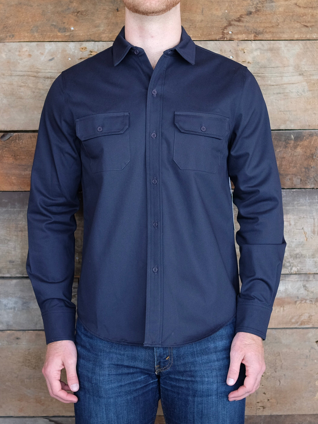 Douglas Military Shirt, Shirting, Magill - Felding Co