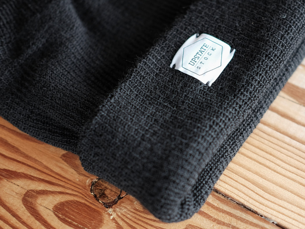100% Wool Watchcap, Headwear, Upstate Stock - Felding Co