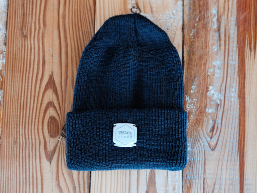 100% Wool Watchcap, Upstate Stock, - Felding Co