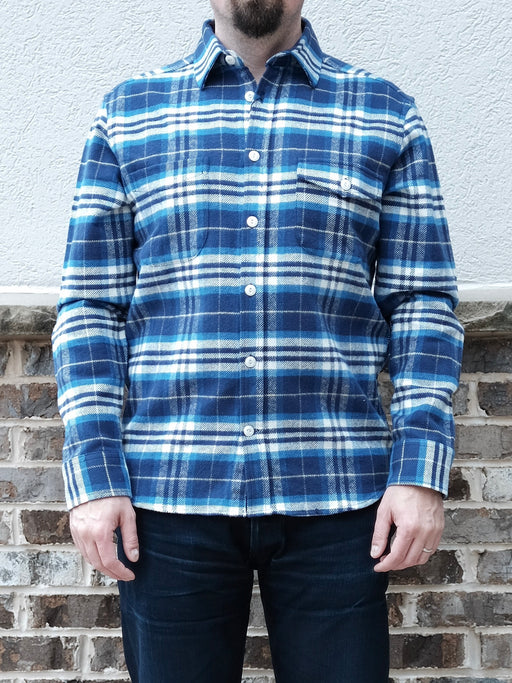 The Crater Shirt, Taylor Stitch, - Felding Co