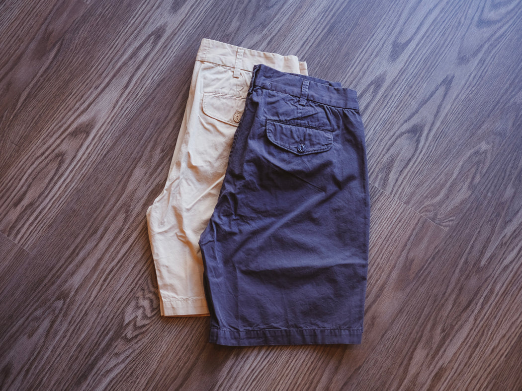 Walk Shorts, Mollusk, - Felding Co