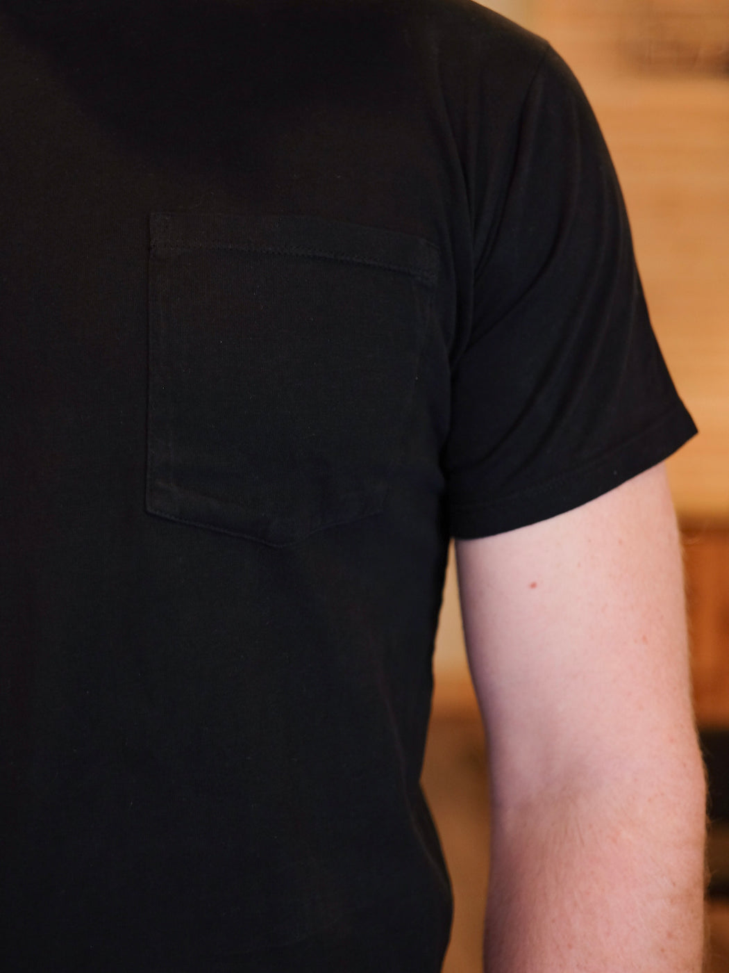 Pocket Tee Shirt, Tellason, - Felding Co