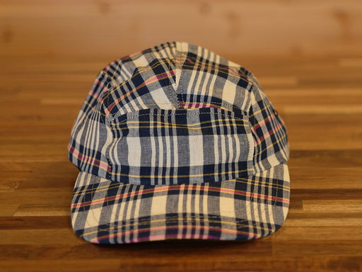 Madras Plaid Camp Hat, American Trench, - Felding Co