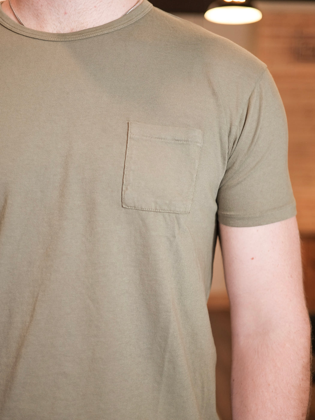Short Sleeve Pocket Tube Tee, Knickerbocker, - Felding Co